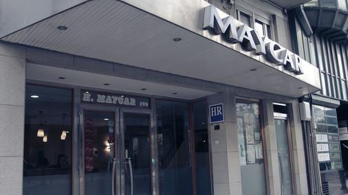 麦卡酒店 - 拉科鲁尼亚 - 建筑