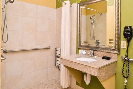 北市中心附近斯利普套房酒店 - 休斯顿 - 浴室