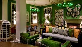 摩纳哥华盛顿特区金普顿酒店 - 华盛顿 - 客厅