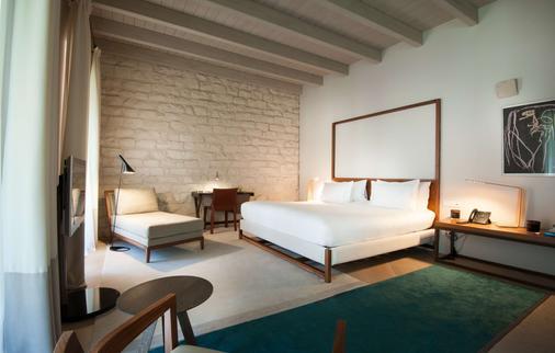 巴塞隆纳美世酒店 - 巴塞罗那 - 睡房