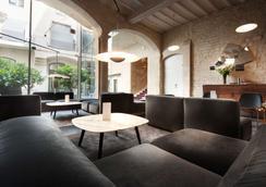 巴塞隆纳美世酒店 - 巴塞罗那 - 休息厅