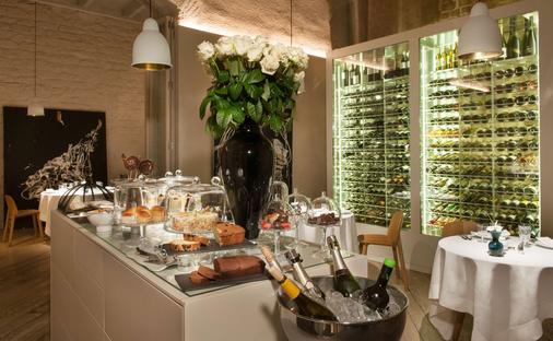 巴塞隆纳美世酒店 - 巴塞罗那 - 自助餐