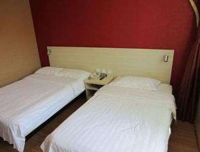 Super 8 Hotel Beijing Xi Zhi Men - 北京 - 睡房