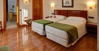 埃尔南科尔特斯酒店 - 希洪 - 睡房