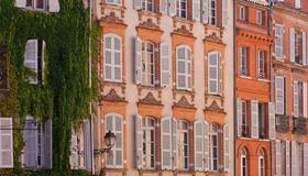 图卢兹拉科迪康希勒美憬阁酒店及 Spa - 图卢兹 - 建筑