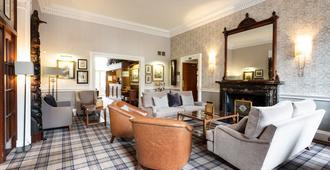 皇家苏格兰俱乐部酒店 - 爱丁堡 - 客厅