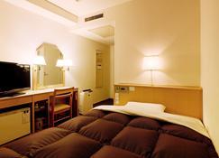 米子华盛顿酒店 - 米子市 - 睡房