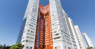 豪斯套房公寓 - 墨西哥城 - 建筑