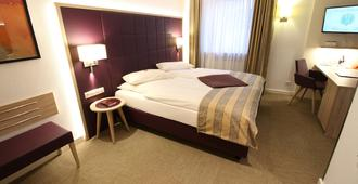 阿德勒高级酒店 - 波恩(波昂) - 睡房