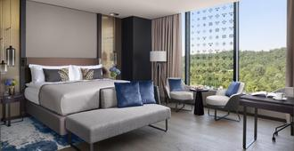 卢布尔雅那洲际酒店 - 卢布尔雅那 - 睡房
