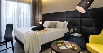 耶路撒冷莱昂纳多精品酒店 - 耶路撒冷 - 睡房