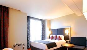 巴黎埃菲尔铁塔米拉波桥美居酒店 - 巴黎 - 睡房