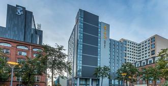 贝尔法斯特市马尔德隆酒店 - 贝尔法斯特 - 建筑