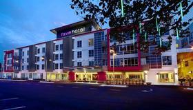 兰卡威珍南海滩菲伍酒店 - 兰卡威 - 建筑