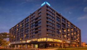波哥大安巴加达温德姆 Tryp 酒店 - 波哥大 - 建筑