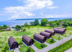 塞马沃海滨别墅酒店 - 大松巴哇 - 户外景观