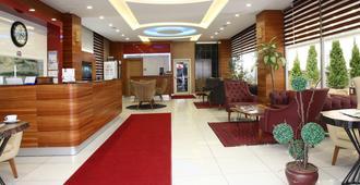 阿牟西拉城市酒店 - 伊斯坦布尔 - 柜台