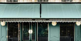 福若姆王子酒店 - 巴黎 - 建筑