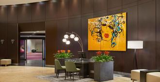 多伦多中心洲际酒店 - 多伦多 - 大厅