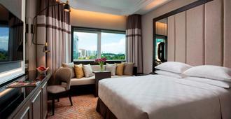 新加坡乌节大酒店 - 新加坡 - 睡房