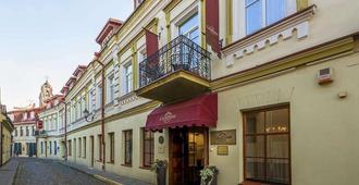 格鲁苏斯精品酒店 - 维尔纽斯 - 建筑