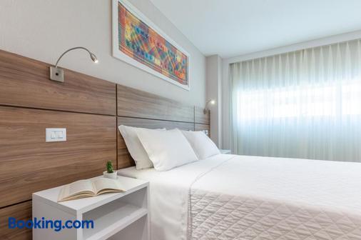 城际马西奥酒店 - 马塞约 - 睡房