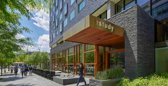 大学城学习酒店 - 费城 - 建筑