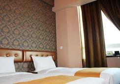华丽铜锣湾酒店(原香港华丽精品酒店) - 香港 - 睡房