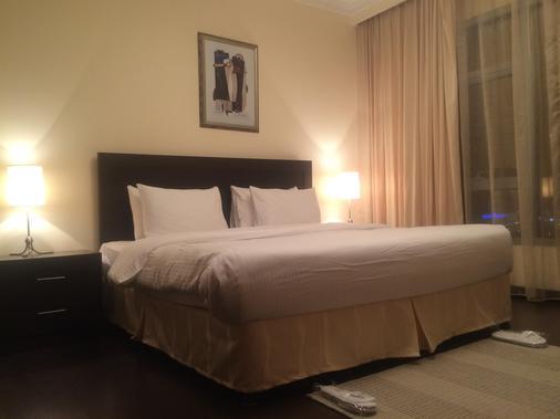 郁金香茵巴林套房及住宅公寓式酒店 - 麦纳麦 - 睡房