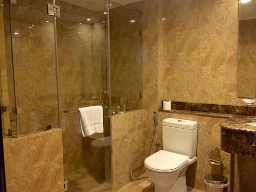 郁金香茵巴林套房及住宅公寓式酒店 - 麦纳麦 - 浴室