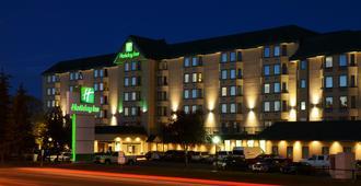 埃德蒙顿南假日会议中心旅馆 - 埃德蒙顿 - 建筑