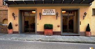 锡耶纳雅典娜酒店 - 锡耶纳 - 建筑