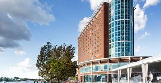 波士顿港凯悦酒店 - 波士顿 - 建筑