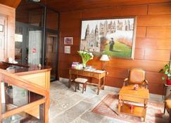 安特勒瑟卡斯酒店 - 圣地亚哥-德孔波斯特拉 - 建筑