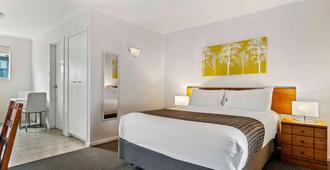孟席斯品质酒店 - 柏拉瑞特 - 睡房