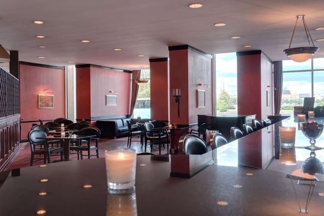 丽笙蓝光酒店-里加道格瓦 - 里加 - 酒吧