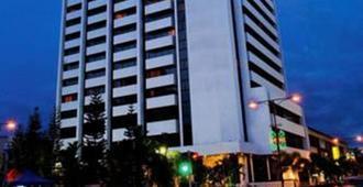 港景酒店 - 古晋 - 建筑