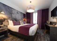 贝斯特韦斯特芬奇卢尔瓦雷酒店 - 阿姆博斯 - 睡房
