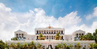 泰姬陵法拉克奴玛宫酒店 - 海得拉巴 - 建筑