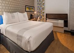 紐約布魯克林glo貝斯特韋斯特飯店 - 布鲁克林 - 睡房