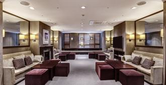 首尔盛捷皇宫服务公寓 - 首尔 - 休息厅