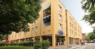 阿梅迪亚汉堡贝斯特韦斯特酒店 - 汉堡 - 建筑