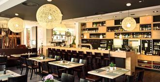 阿梅迪亚汉堡贝斯特韦斯特酒店 - 汉堡 - 餐馆