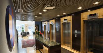 国际广场泛美顶级酒店 - 圣保罗 - 大厅