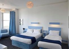 康帕斯酒店集团西特鲁斯酒店 - 伊斯特布恩 - 睡房