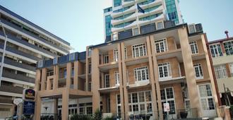 贝斯特韦斯特阿斯特大都会公寓酒店 - 布里斯班 - 建筑