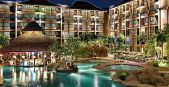 普吉岛葡萄酒园诺富特度假酒店 - 芭东 - 建筑
