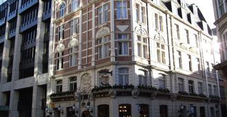 圣殿大酒店 - 伦敦 - 建筑
