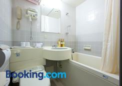 滨松埃斯特酒店 - 滨松市 - 浴室