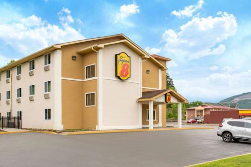 查塔努-瞭望山加速8酒店 - 查塔努加 - 建筑